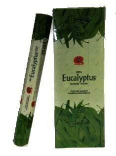 Räucherstäbchen Eukalyptus